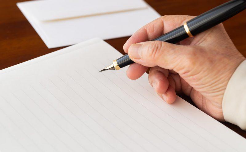 開業時の案内状・挨拶状を書く際のポイントとマナーを解説!