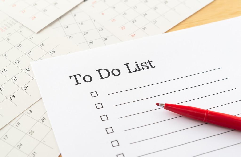 起業準備期間中にやっておくべき事とは?